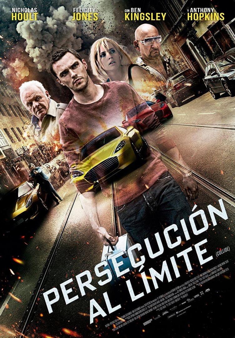 Persecución al límite (2018)