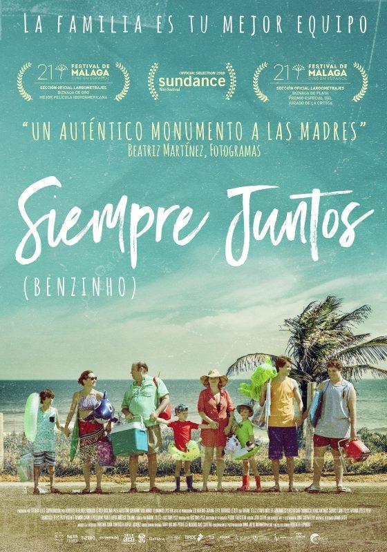 Siempre juntos (Benzinho) (2018)