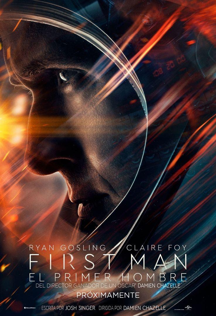 First Man (El primer hombre) (2018)