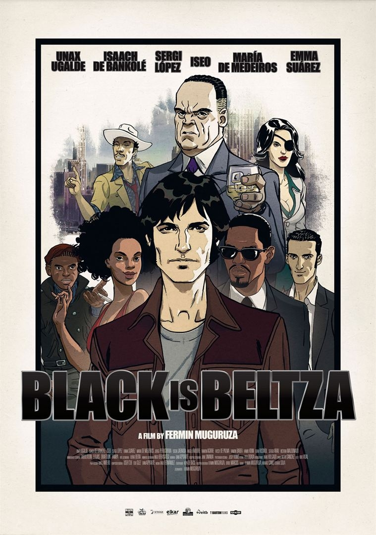 Black is Beltza (2018)