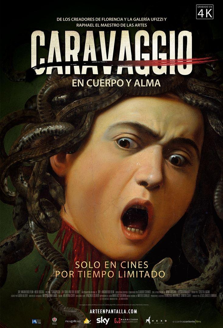 Caravaggio. En cuerpo y alma (2018)