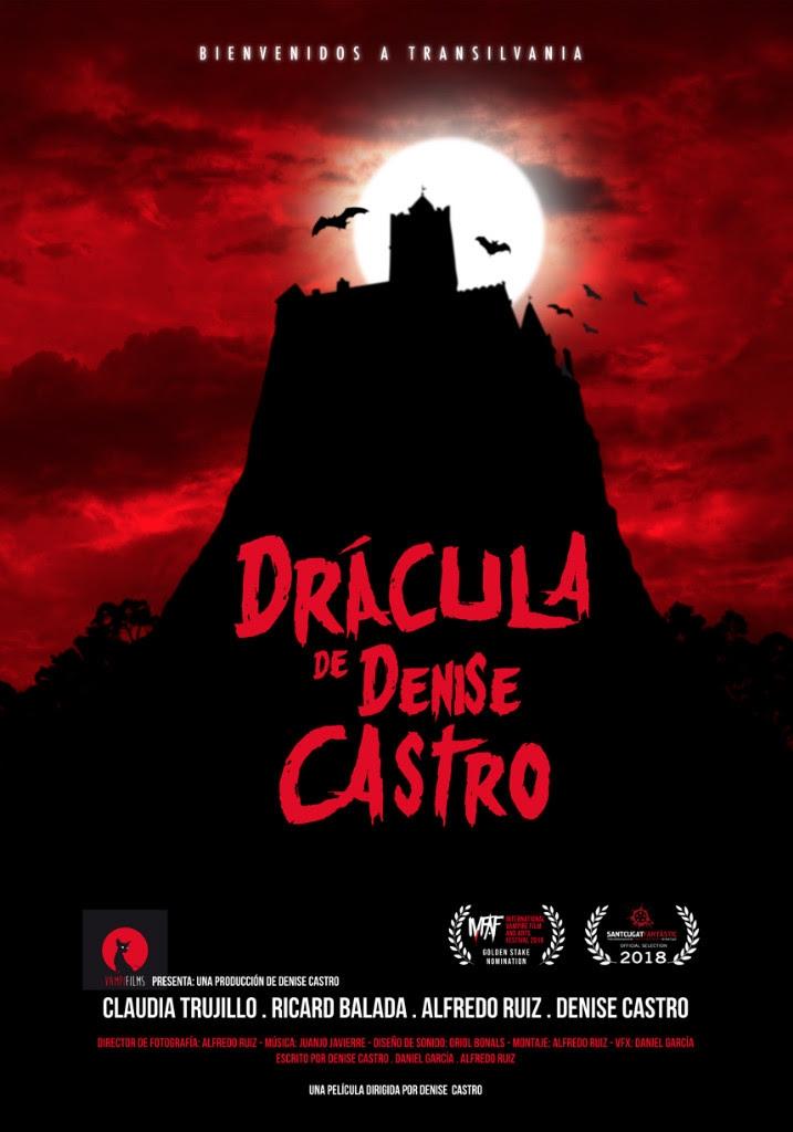 Drácula de Denise Castro (2018)