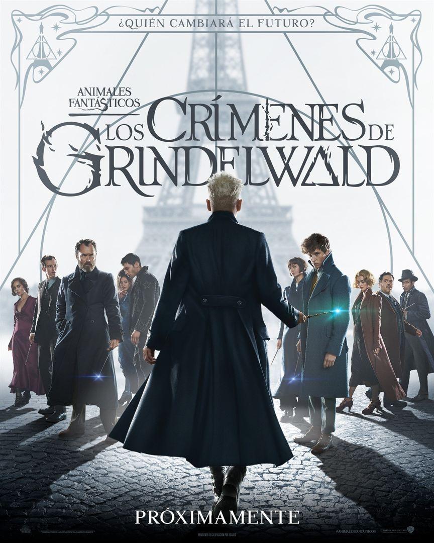 Animales fantásticos 2: Los Crímenes de Grindelwald (2018)