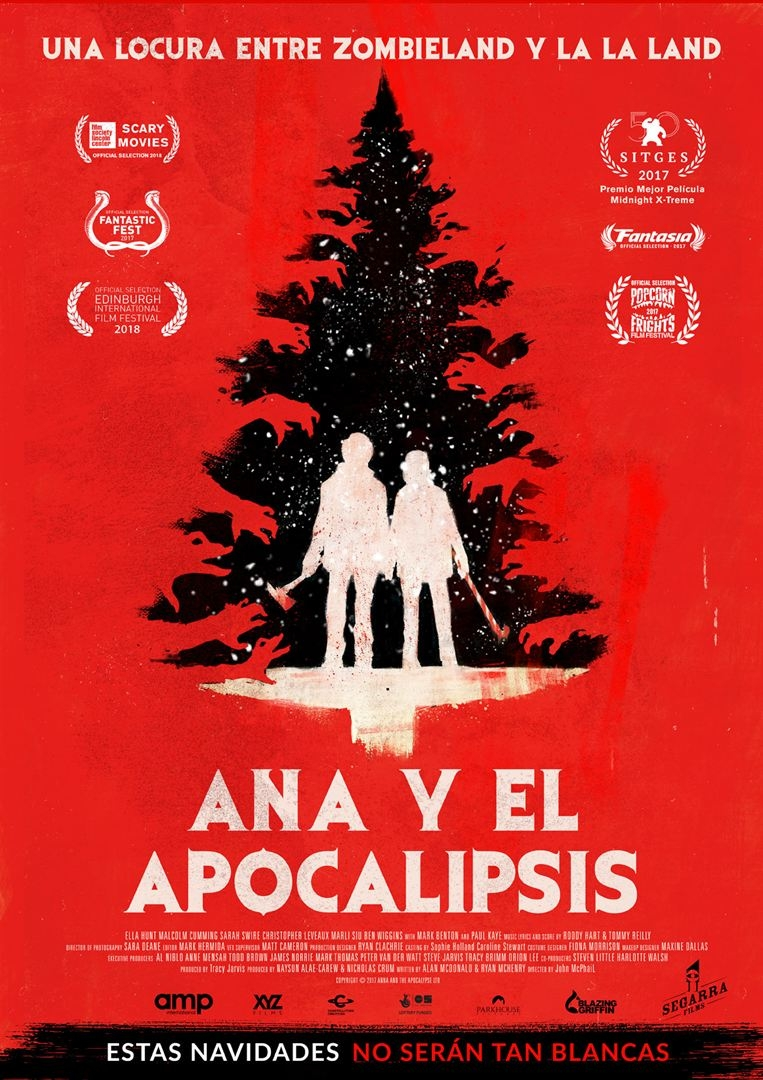 Ana y el apocalipsis (2018)