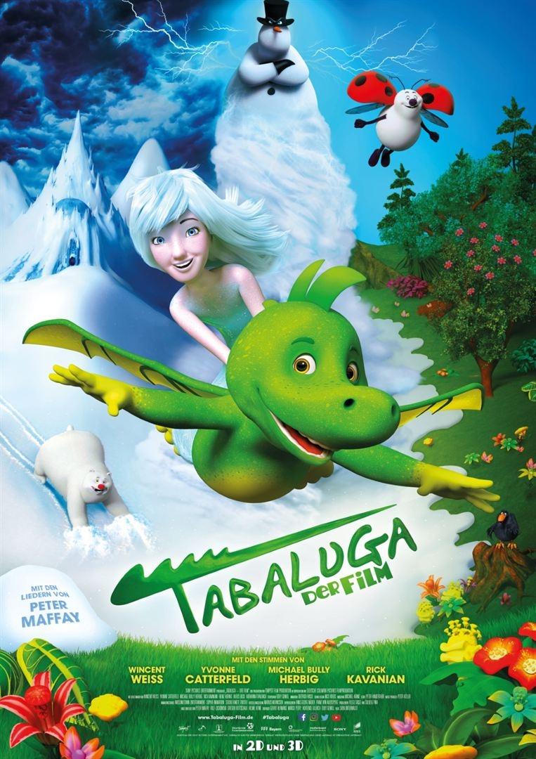 Tabaluga y la Princesa de Hielo (2019)