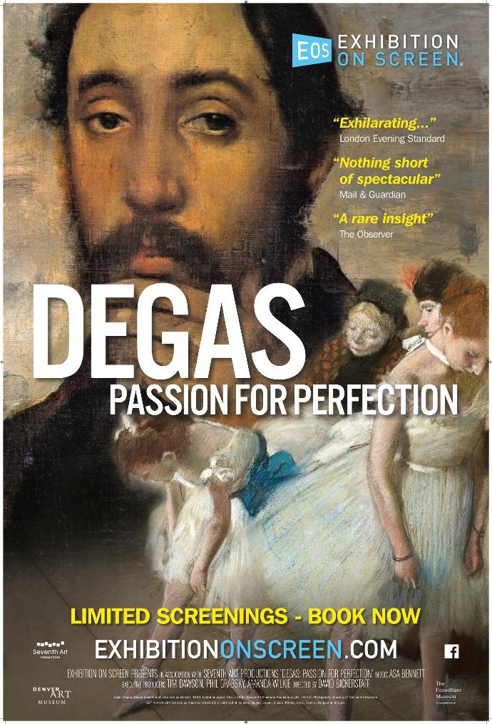 Degas: Pasión por la perfección (2018)