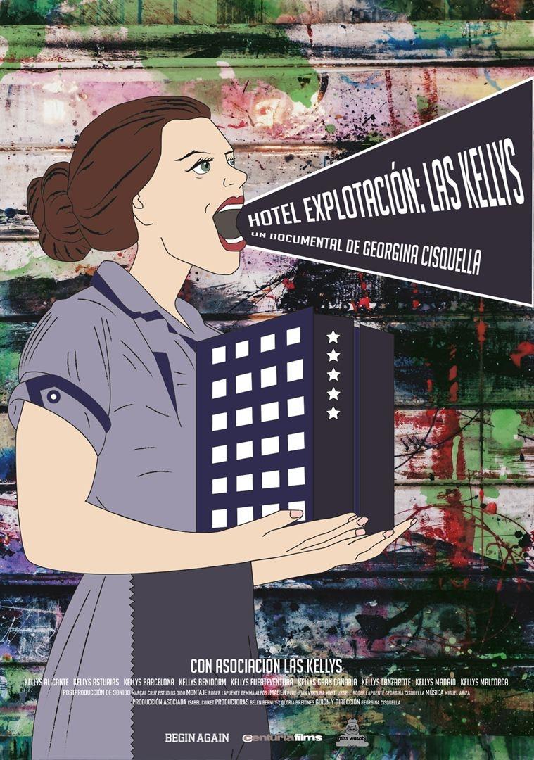 Hotel Explotación: Las Kellys (2019)