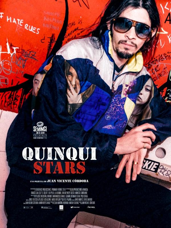 Quinqui stars (2016)