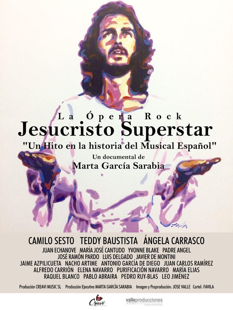 Jesucristo Superstar. Un hito en la historia del musical español (2018)