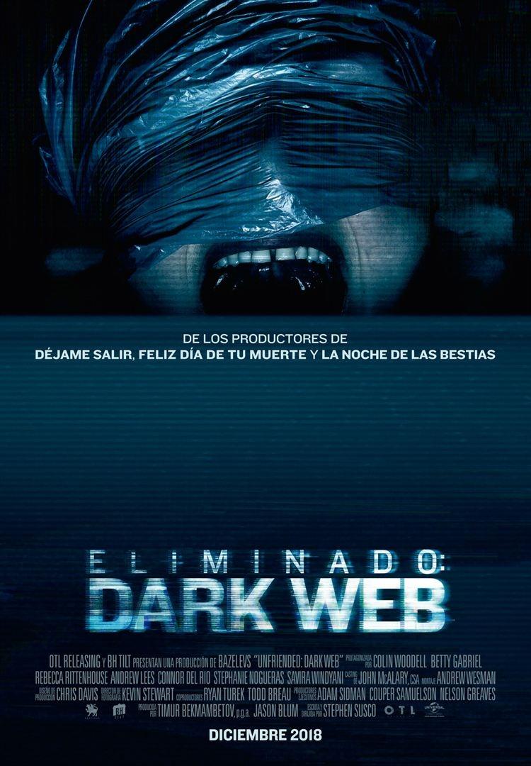 Eliminado: Dark web (2018)