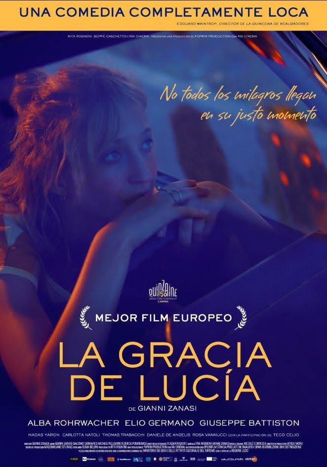 La gracia de Lucía (2018)