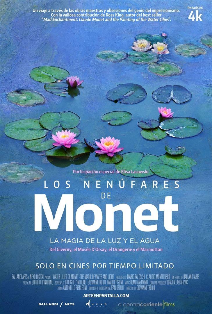 Los nenúfares de Monet (2018)