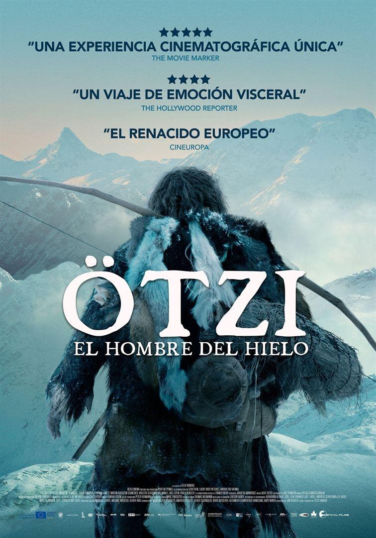 Ötzi, el hombre del hielo (2017)