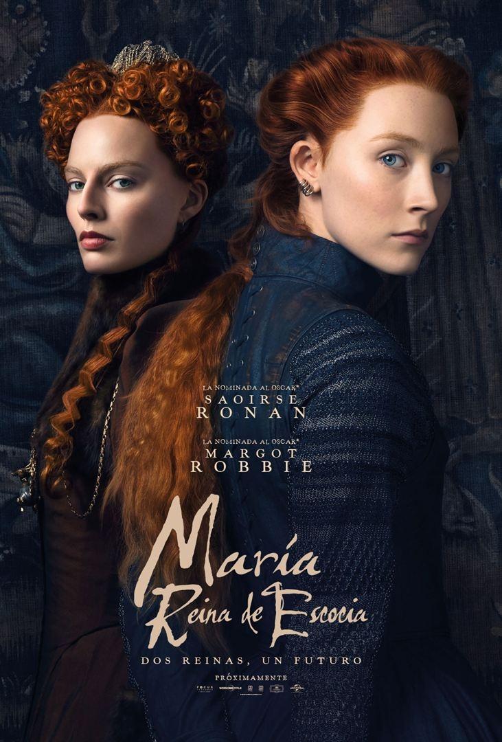 María reina de Escocia (2019)