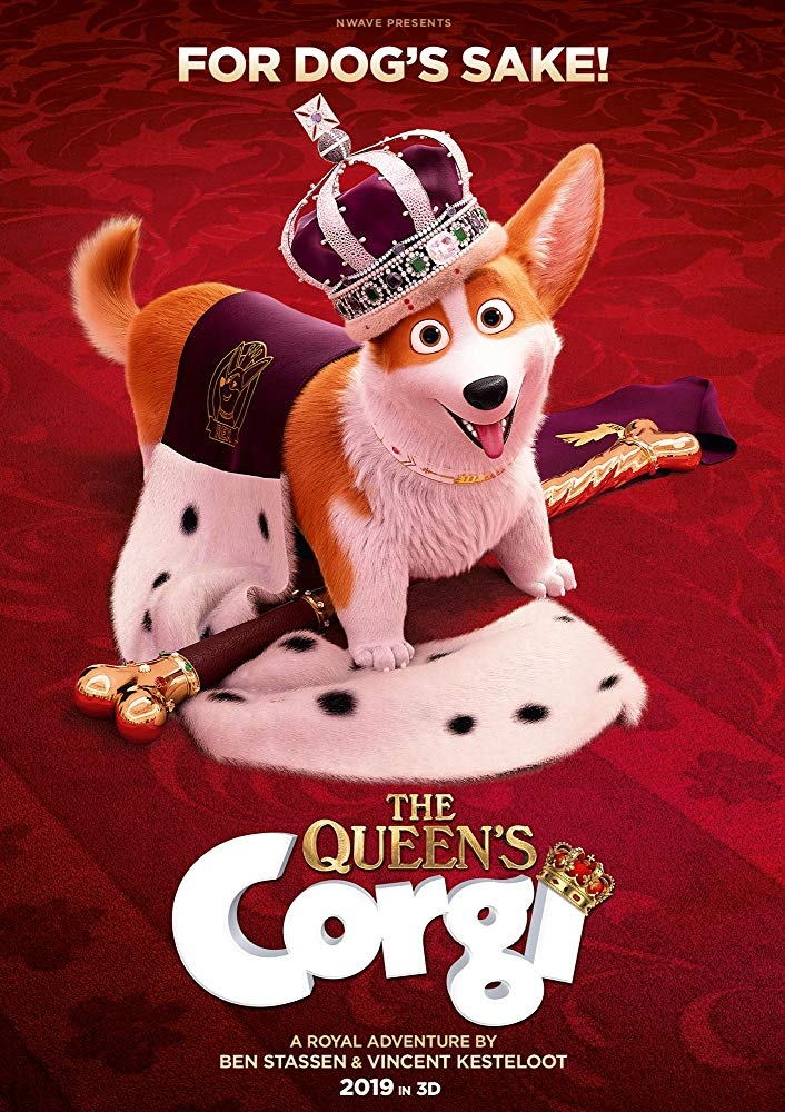 Corgi, las mascotas de la reina (2018)