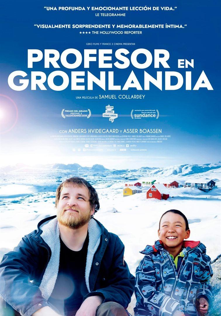 Profesor en Groenlandia (2017)