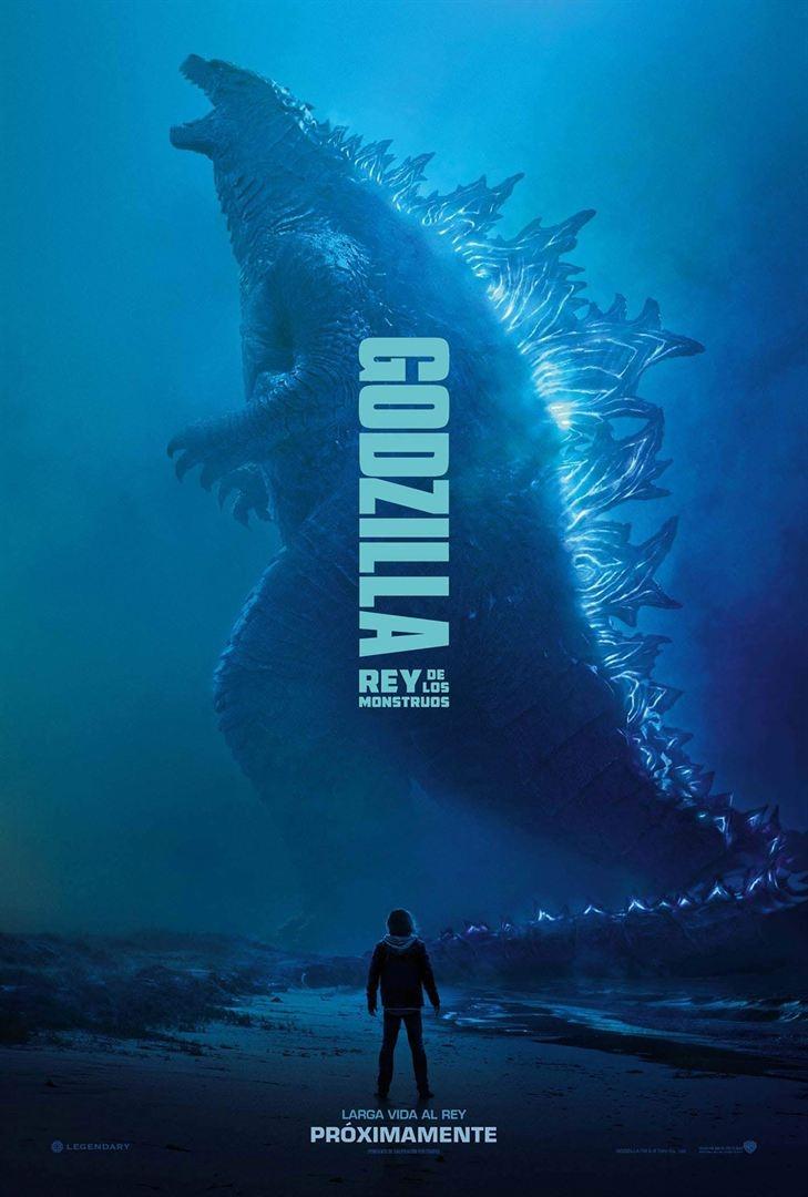 Godzilla II: Rey de los Monstruos (2019)