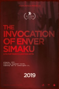 The Invocation of Enver Simaku  (2016)