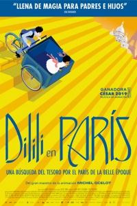 Dilili en Paris (2018)