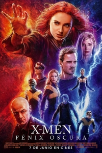 X-Men: Fénix Oscura (2019)