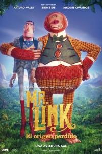 Mr. Link. El origen perdido (2019)