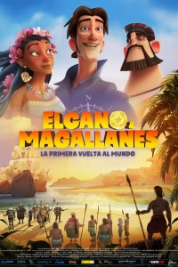 Elcano y Magallanes: La primera vuelta al mundo (2019)