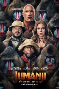 Jumanji 2: Siguiente nivel (2019)